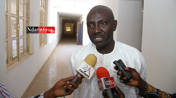 Alboury NDIAYE, coordonnteur de TOSTEM