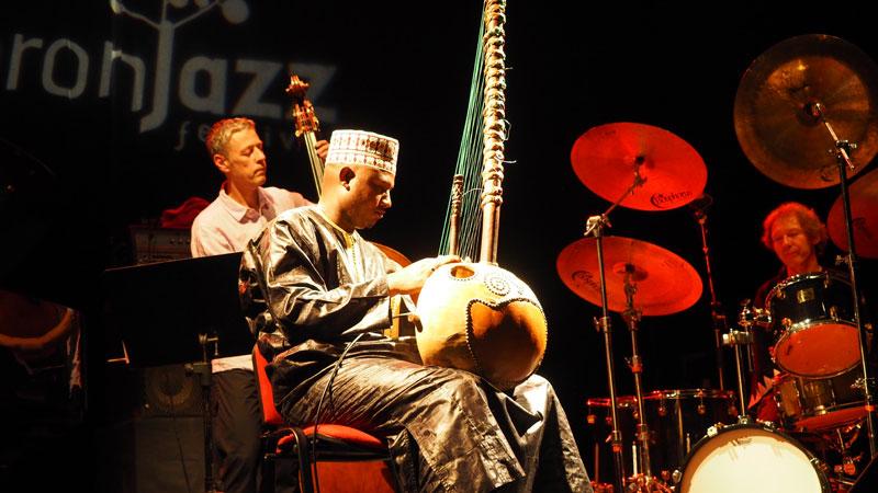 MUSIQUE: African Jazz Roots aux Nuits d'Ô.