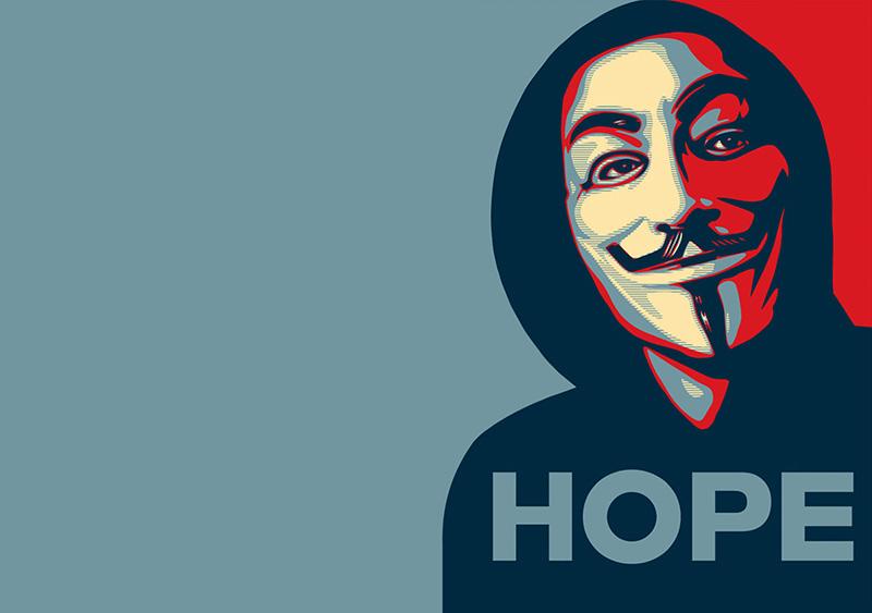 Attentats de Paris : les Anonymous passent à l'attaque et dévoilent 9200 comptes Twitter de Daesh