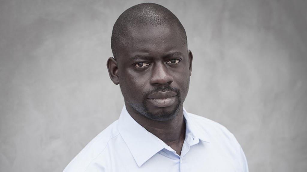 L'écrivain sénégalais Felwine Sarr. Antoinet Tempé