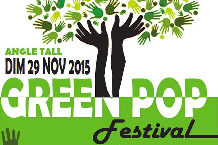 GREEN'POP, CE 29 NOVEMBRE : À Saint-Louis, un festival de rap « fédérateur » et « populaire » contre le réchauffement climatique.