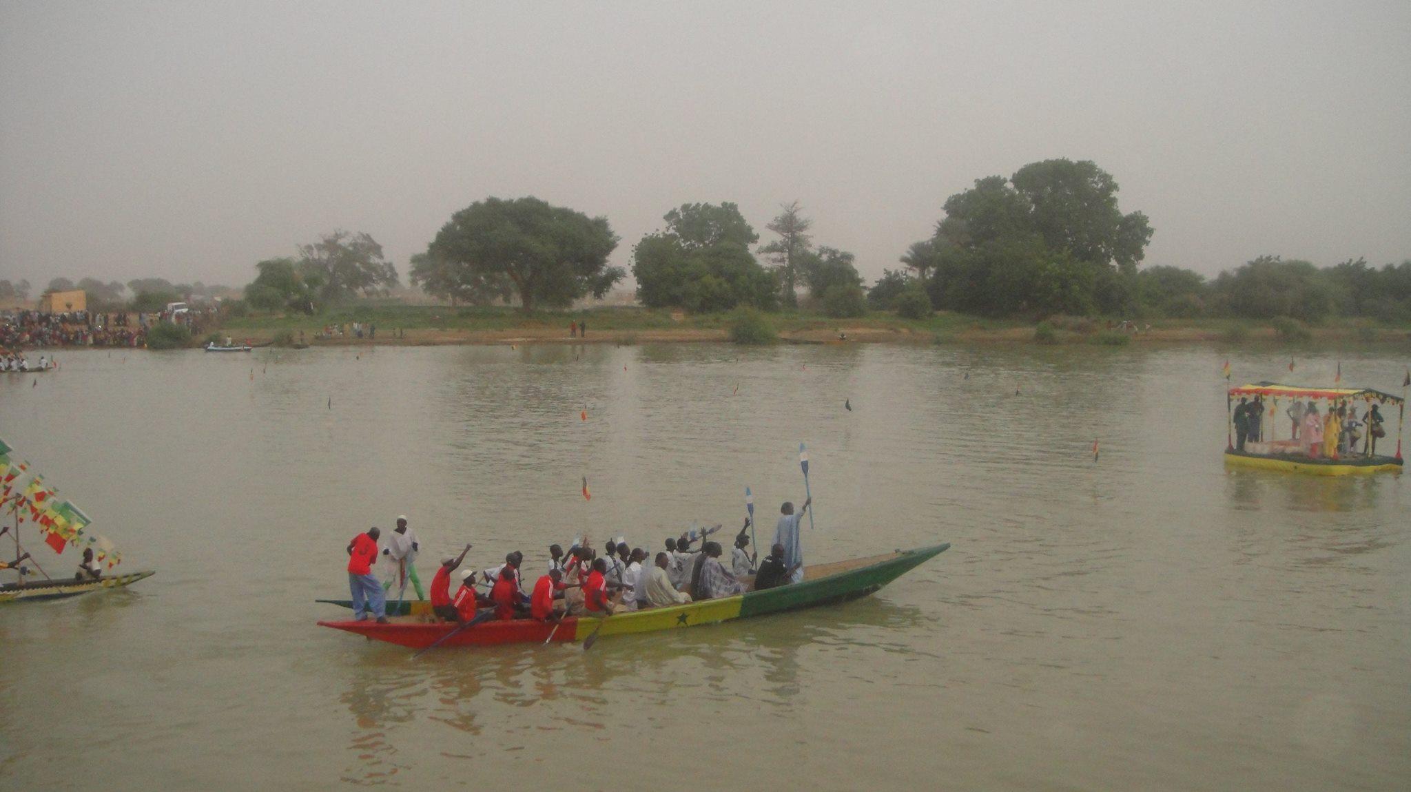 CULTURE - PODOR : ouverture en apothéose des Blues du fleuve (Photos)