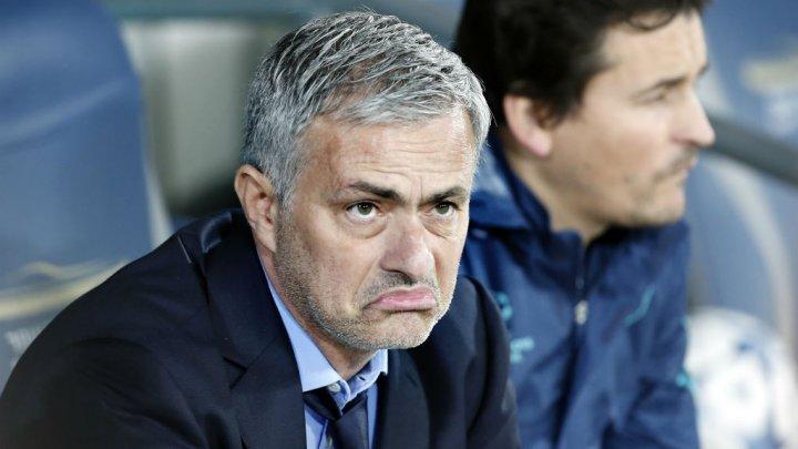 © Thomas Coex, AFP | José Mourinho, désormais ex-entraîneur de Chelsea.