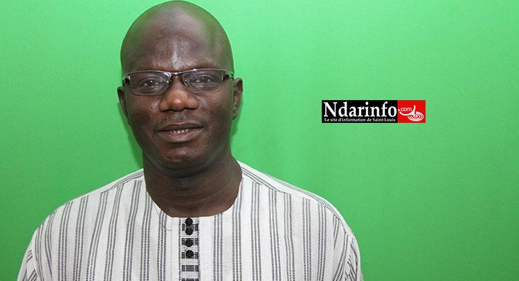 Ibrahima DIAO, responsables APR à la Commune de Fass Ngom