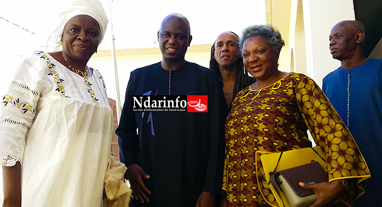 Saint-Louis renforce son partenariat avec le Grand Bassam( Cote-d'Ivoire)