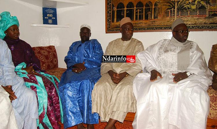 PHOTOS – Ouverture du GAMOU à la Mosquée IHSANE de Saint-Louis.