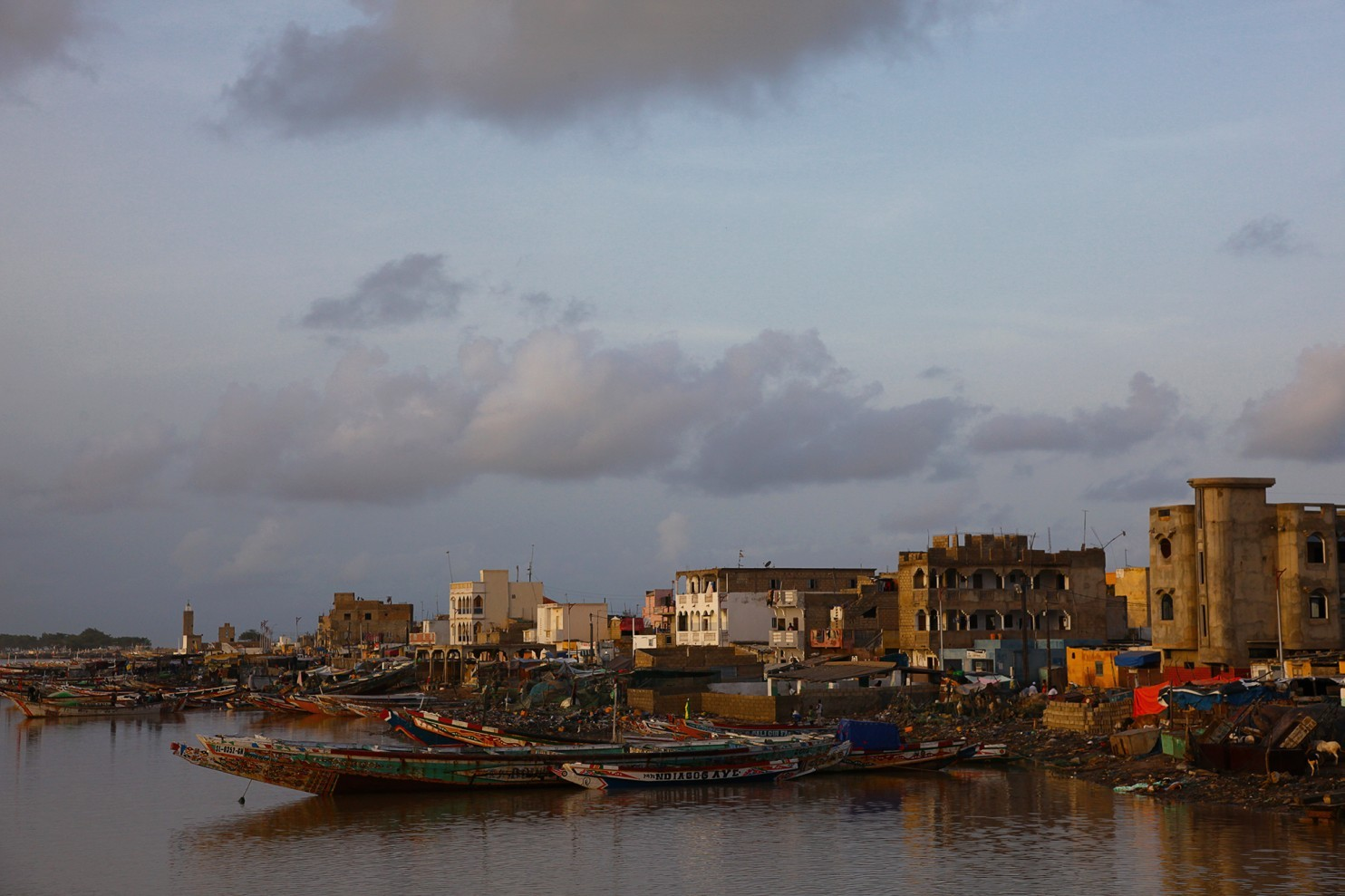 Portrait of a layered city: Saint-Louis of Senegal ( Washingtonpost)