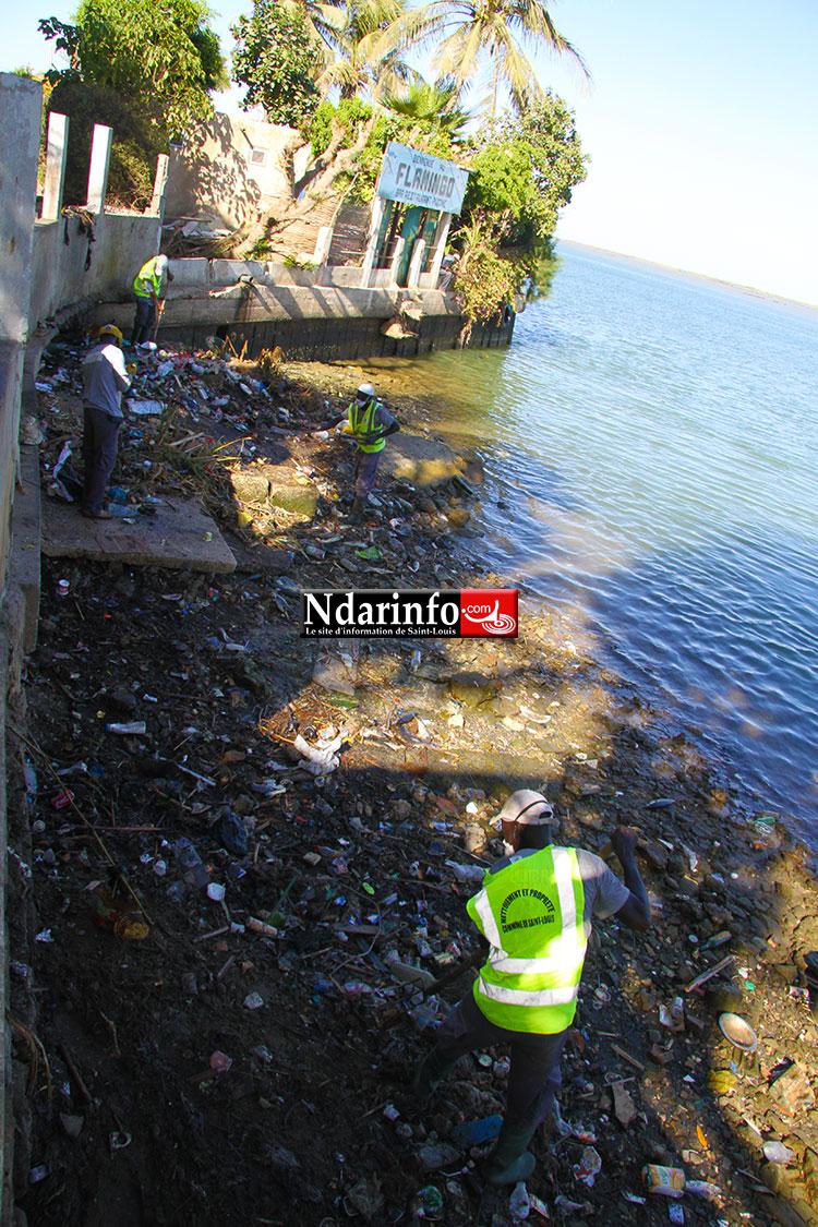 CADRE DE VIE : nettoyée, cette partie de l'ile brille (photos)