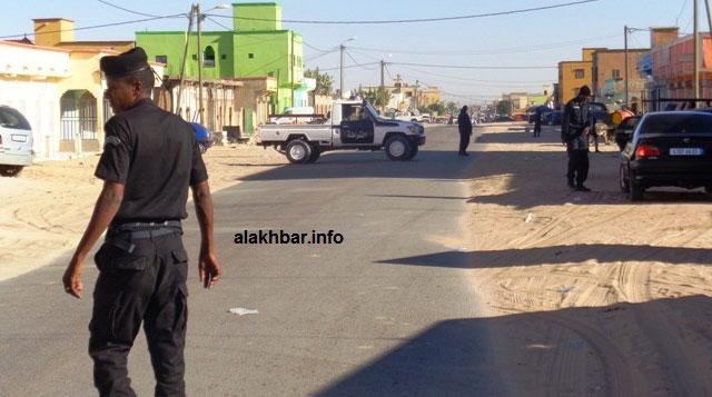 La sécurité mauritanienne intercepte un appel téléphonique de l'islamiste évadé.