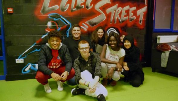 La troupe Lilloise Eclec Street à Saint-Louis : deux semaines d'échanges, de danse et de Teranga