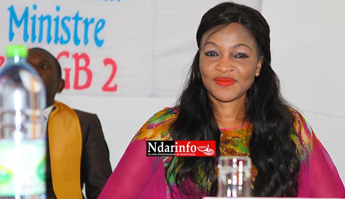 BINATIONALITÉ DE WADE : « une enquête parlementaire n'est pas une priorité », selon Aminata GUEYE.