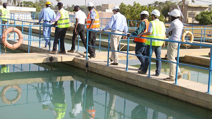 Saint-Louis : la SDE annonce une reprise progressive de la fourniture d'eau courante