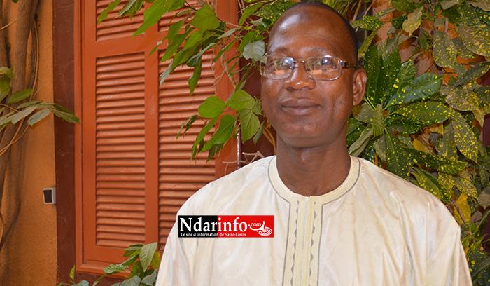 Arouna TRAORE, directeur de l'assainissement. Crédit Photo: Ndarinfo.com