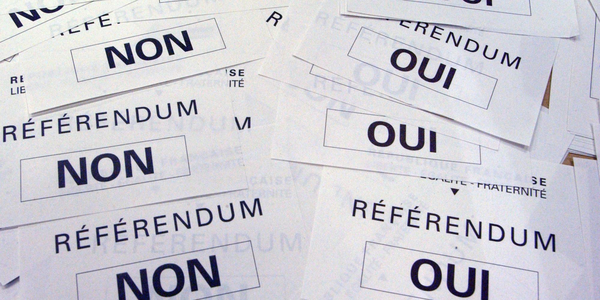Les 3,2 milliards du budget du référendum disponibles
