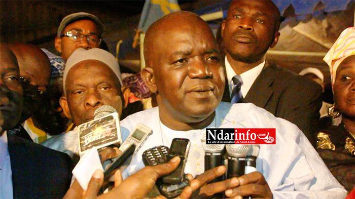 REFERENDUM : À MPAL, Oumar SARR décèle les « subterfuges » de Macky SALL (vidéo)