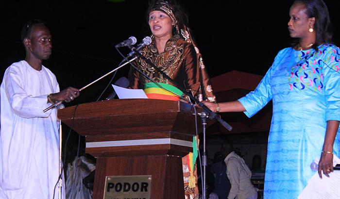 PODOR : la radio municipale DOUERA inaugurée.
