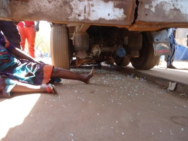 ACCIDENTS MEURTRIERS À NDIAWDOUNE : un carnage nourri par le sadisme des chauffards.