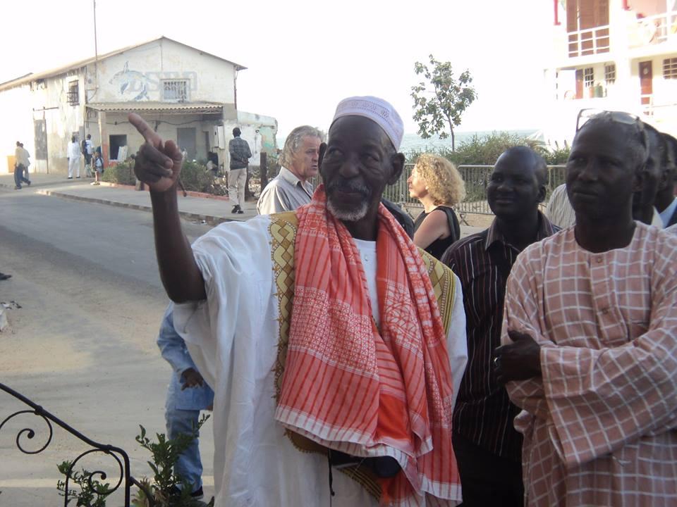 HOMMAGE A OUMAR LY. Par Samba Oumar FALL