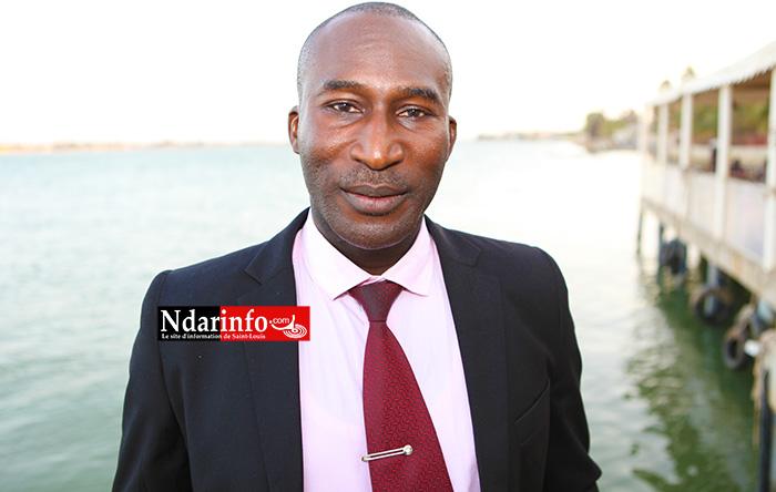 Dame SECK, le coordonnateur régional du Grand Parti. Crédit Photo: Ndarinfo.com