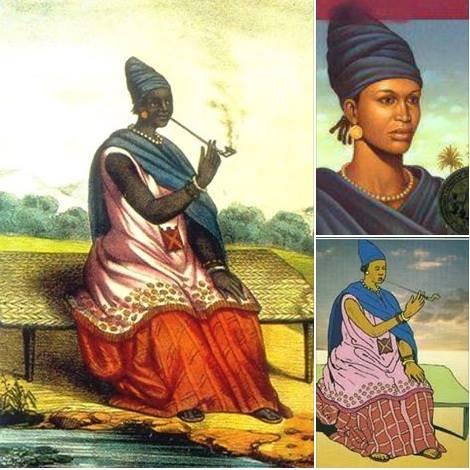 Correspondance de la Reine NDATE YALLA MBODJ et le Gouverneur de Saint-Louis