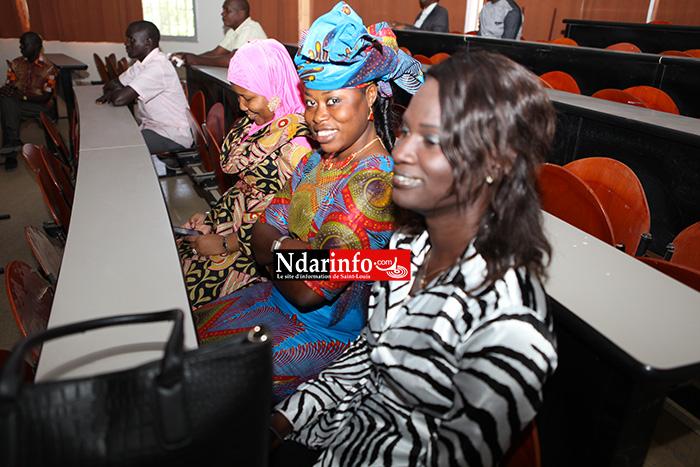 (Images) La Célébration de la Journée mondiale de la Femme à l'Ugb.