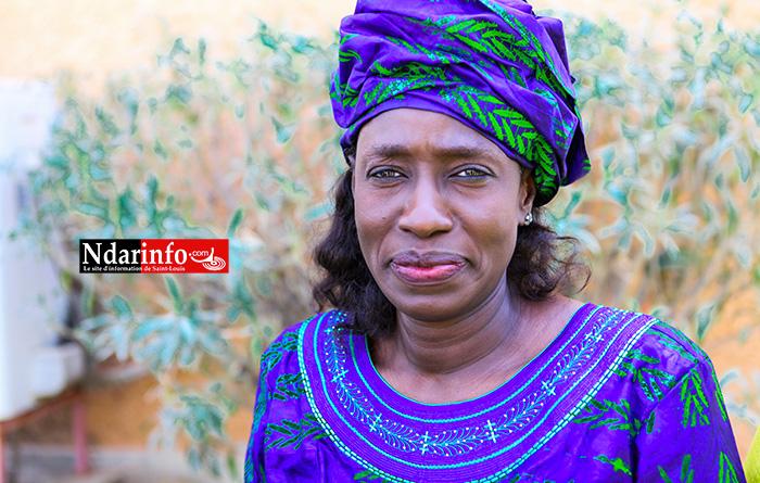 Mme Fatou DIOP SALL, présidente de la Cellule Genre et Equité (CGE) de l'Université Gaston Berger.