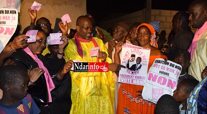 Mayoro FAYE charge Me Ousmane NGOM : les leaders du « NON » « n'ont pas de soucis judiciaires »