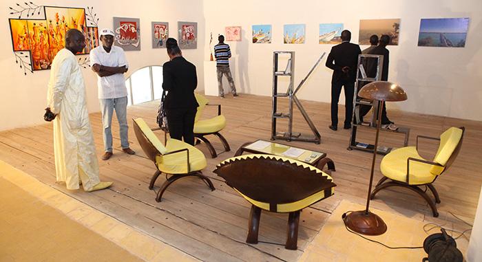 AUDIO - Reportage sur les Itinéraires artistiques de Saint-Louis.