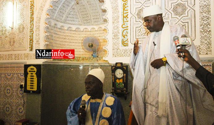 GRANDE MOSQUÉE DE SAINT-LOUIS : Cheikh DIALLO officialisé IMAM « ratib ».