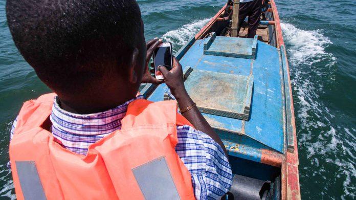 WISE – Fournir l'accès à Internet aux pêcheurs de Saint-Louis.