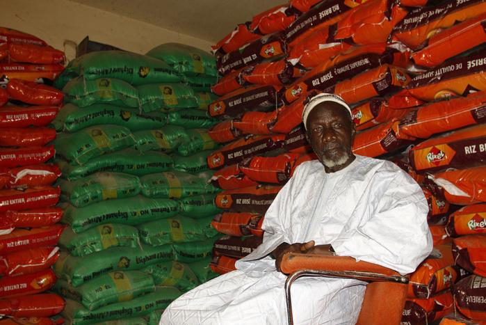 Vente illégale de riz : Bocar Samba Dièye placé sous contrôle judiciaire