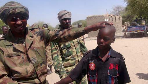 L'organisation terrorisme Boko Haram fait appel à de nombreux enfants pour commettre des attentats-suicides. © reuters.