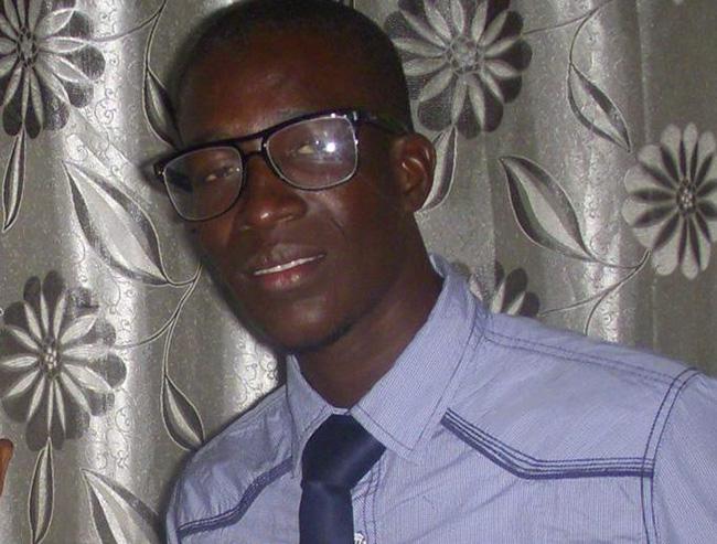 Samba DIOP, le Président de l'UEES