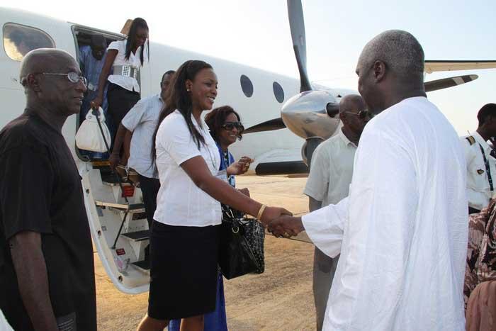Transports aériens: AIDB et les aérodromes de Saint louis et Ziguinchor bientôt en marche