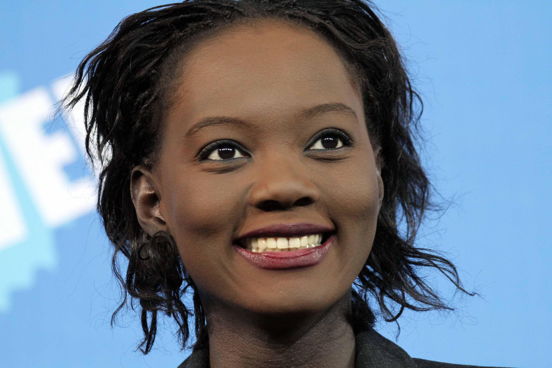 Rama Yade est candidate à l'élection présidentielle française