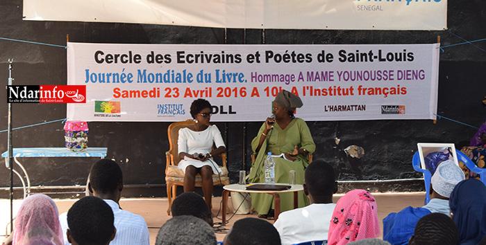 CULTURE: de vibrants hommages du CEPS à Mame Younousse DIENG (vidéo)