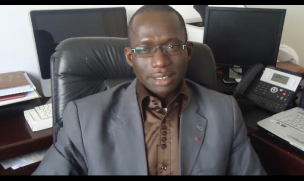« La presse en ligne est plus touchée par les formes de racaille », selon Ibrahima Lissa Faye, Président d'APPEL.