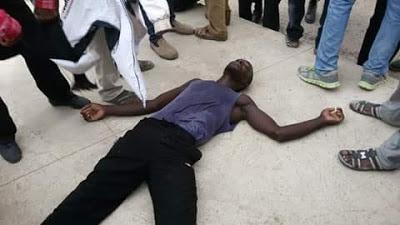 Meurtre abominable à Nouakchott d'un ressortissant sénégalais.