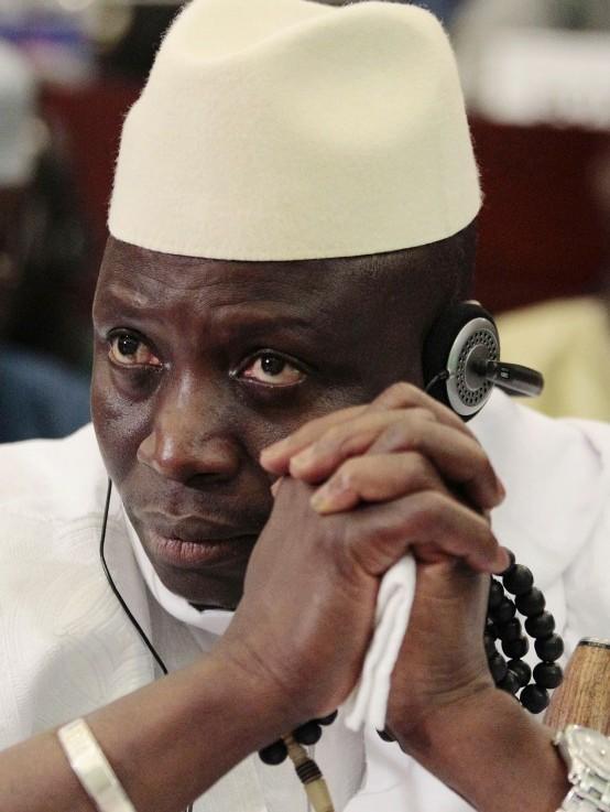 Sénégal-Gambie : Jammeh débouté par la CEDEAO