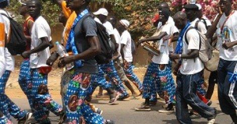 Près de 13.000 jeunes catholiques marcheront vers Popenguine à partir de Dakar