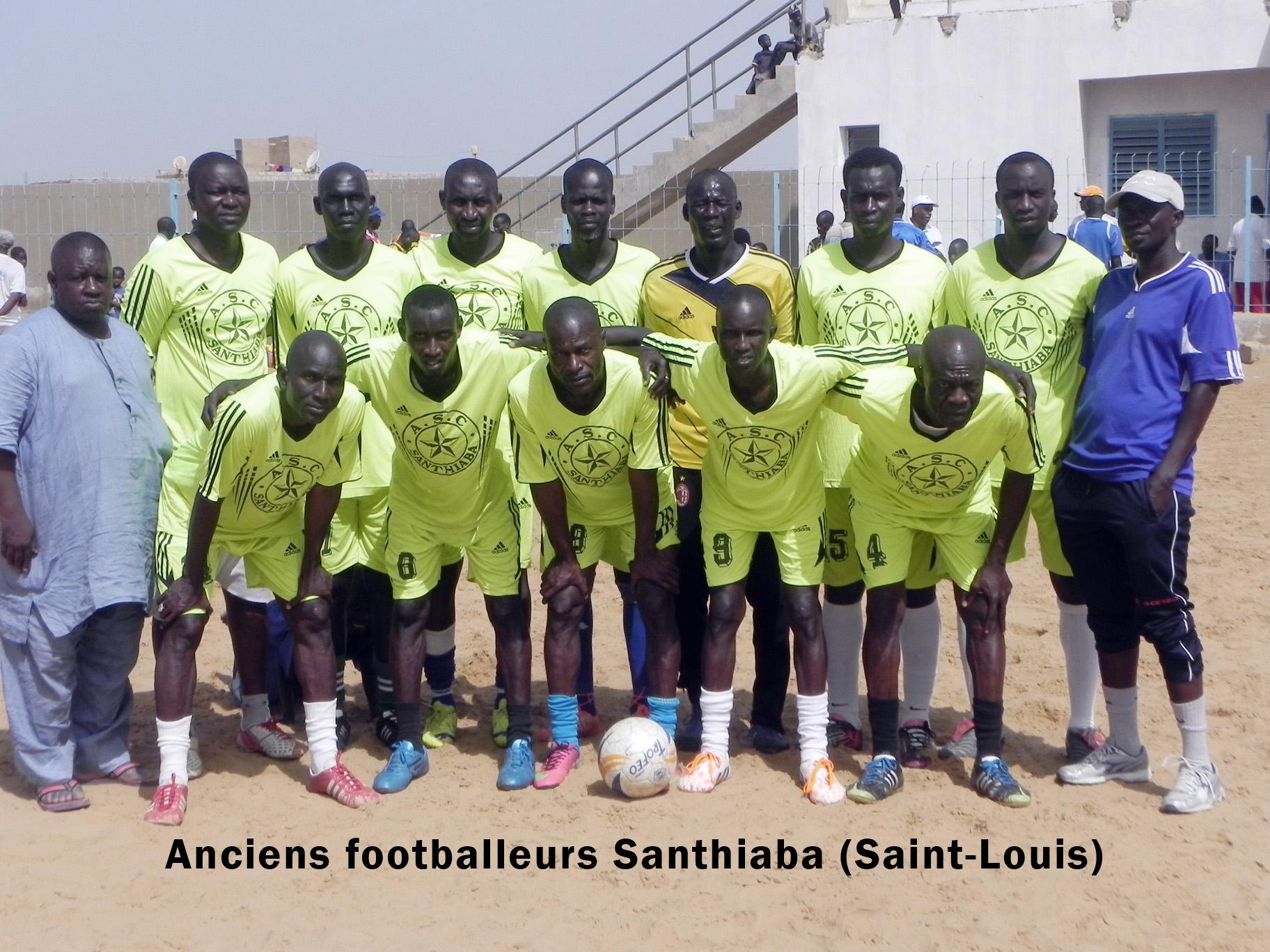FOOTBALL : Le Tournoi de l'amitié à Rosso-Sénégal l'édition 2016 a vécu.