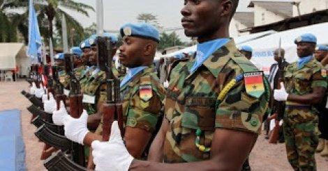 Mali : 5 casques bleus tués, 3 grièvement blessés