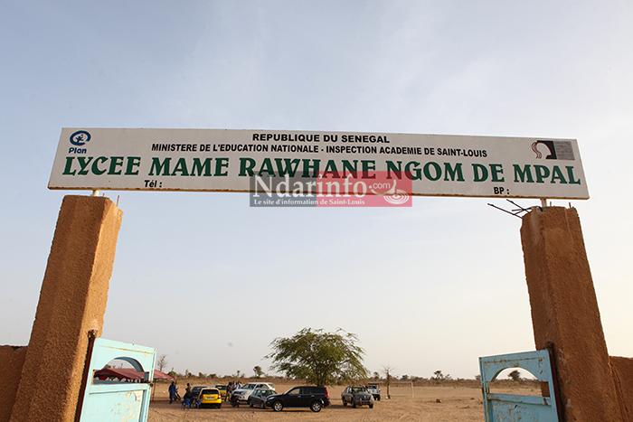 LYCÉE MAME RAWANE DE MPAL : 50 millions de francs CFA de PLAN INTERNATIONAL pour des infrastructures scolaires innovantes.