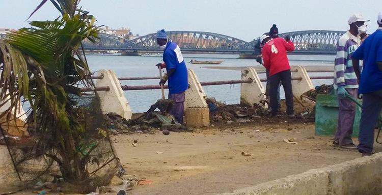 (Photos) Ces actions de la Mairie vont plaire aux Saint-Louisiens.