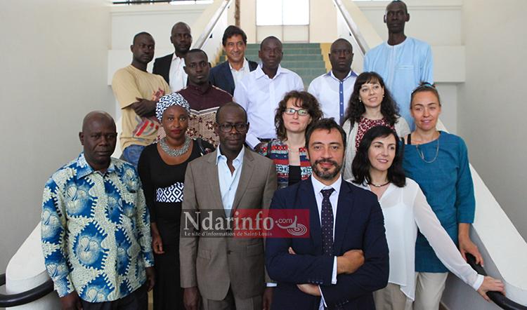 GESTION DE SITES PATRIMOINE MONDIAL: Dakar et Madrid partagent leurs expériences à Saint-Louis.