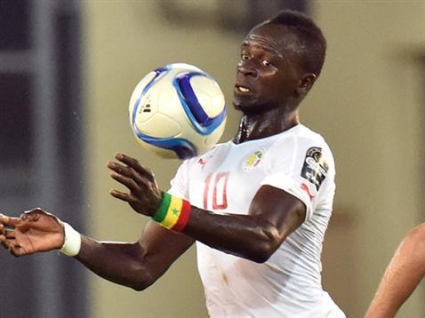 DIRECT: But de Sadio Mané. 1 but à zéro pour le Sénégal.