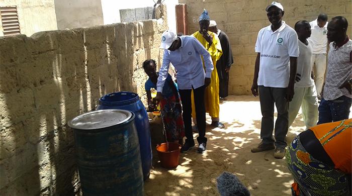 REPORTAGE : Diele Mbam et Khar Yalla revivent grâce à l'eau potable