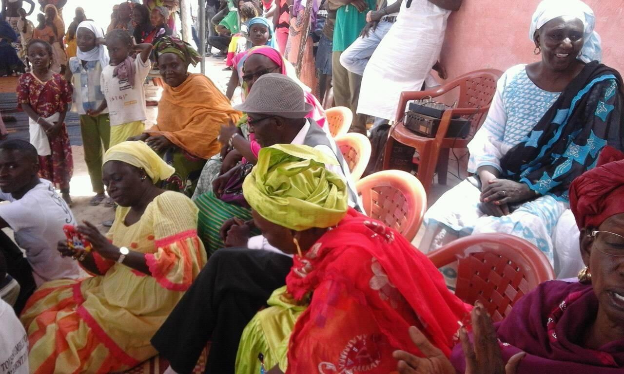 Lutte contre le paludisme: l'ADLL offre des moustiquaires imprégnées aux daaras de Saint-Louis.