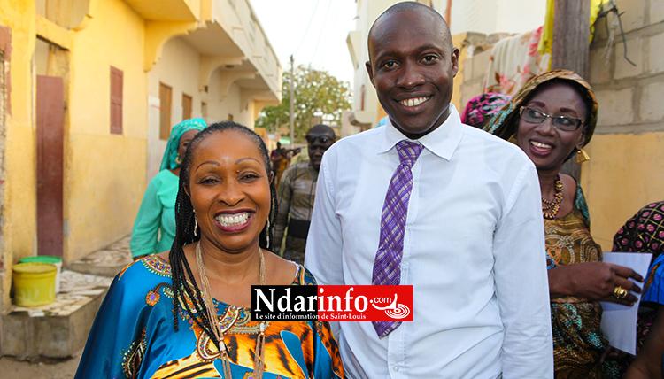 POLITIQUE : Ousmane dit « OUI » à Awa NDIAYE.