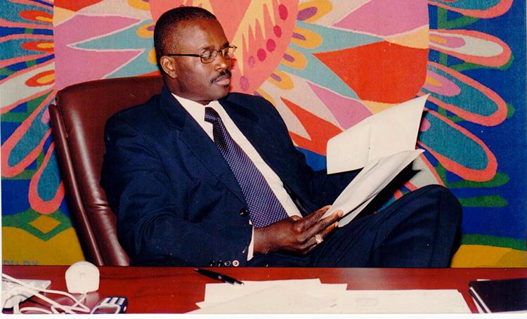 Hommage à Abdel Kader Pierre Fall. Par  Papa Ndiaga Tamsir Samb